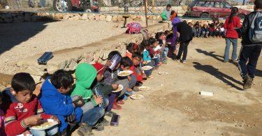 Photo: Réfugiés syriens au Liban (© Carl Hétu - CNEWA)