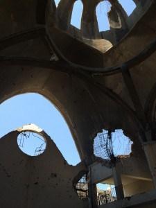 Photo: Cathédrale de Homs, Syrie