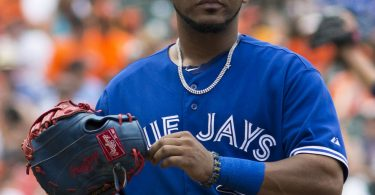 Edwin Encarnación, photo de Keith Allison (CC - wikimedia)
