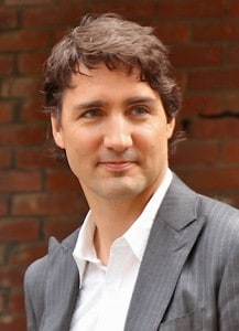 Justin Trudeau (photo: Alex Guibord, wikimedia - CC)