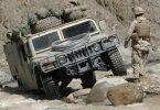 L'ÉI aurait mis la main sur environ 3000 Humvee américains en Irak (photo: Cpl. James L. Yarboro, U.S. Marine Corps — United States Department of Defense gallery)