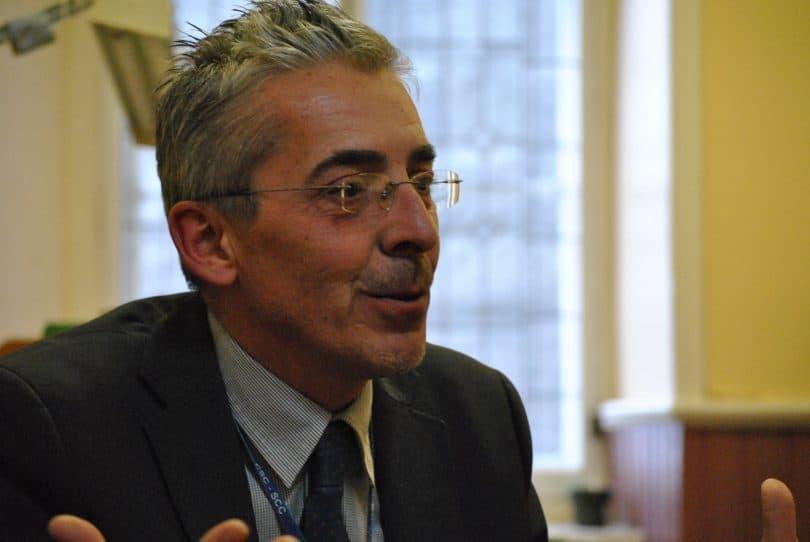 Daniel Benson (photo par Sarah-Christine Bourihane)