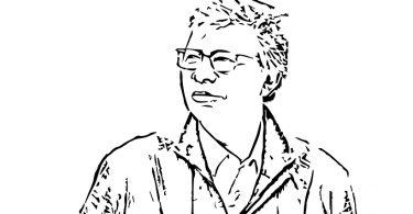 Jean-Michel Bernier (Illustration: Judith Renauld/Le Verbe)