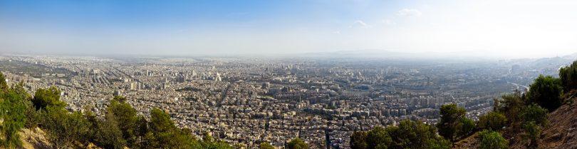 Ville de Damas (Syrie). Photo: Fotolia.