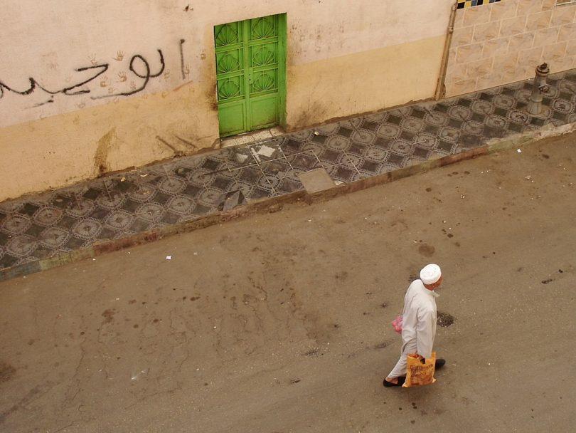 Photo: Passant en Égypte (Fotolia)