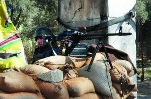 Soldat syrien (Wikimedia - CC)