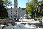 Photo: Parlement de Québec (Wikimedia - CC).
