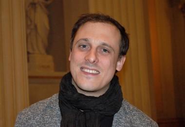 Grégory Turpin (crédit photo: Yves Casgrain)