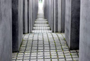 Monument en mémoire des juifs assassinés, Berlin. (Photo: Pixabay - CC)