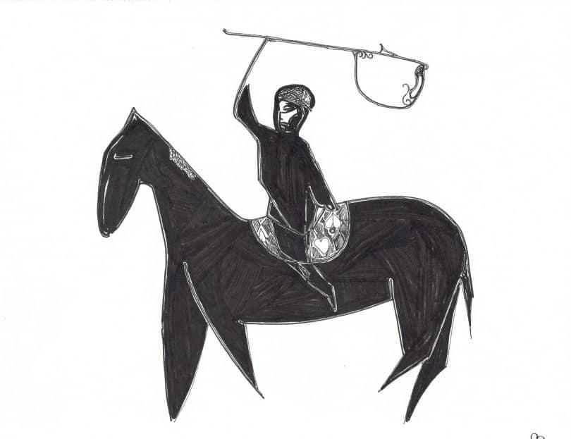 Illustration: Charlotte Lessard.