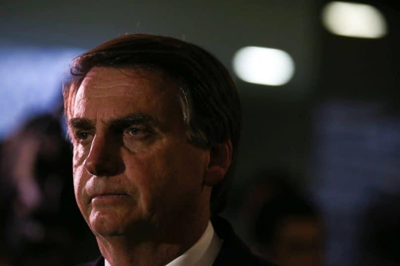Photo: Jair Bolsonaro. (Fábio Rodrigues Pozzebom/Agência Brasil - Wikimedia, CC)