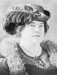 Éva Circé-Côté (Wikimedia - CC.)