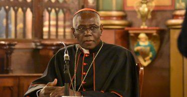 Le cardinal Robert Sarah, préfet de la Congrégation pour le Culte divin et la Discipline des sacrements (photo: Wikimedia Commons).