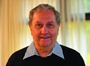 L'abbé Gilles Nadeau
