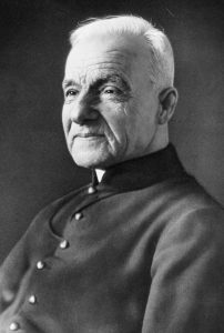 Photo: saint André Bessette (Wikimedia Commons).